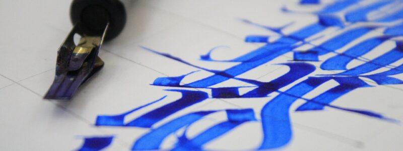 Kalligrafie 01